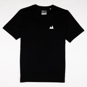 MIKL Black T-Shirt