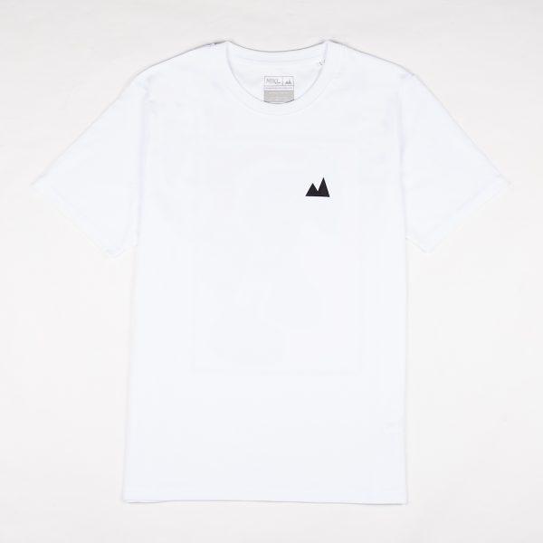 MIKL White T-Shirt