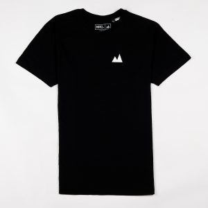 MIKL Black Basketball T-Shirt